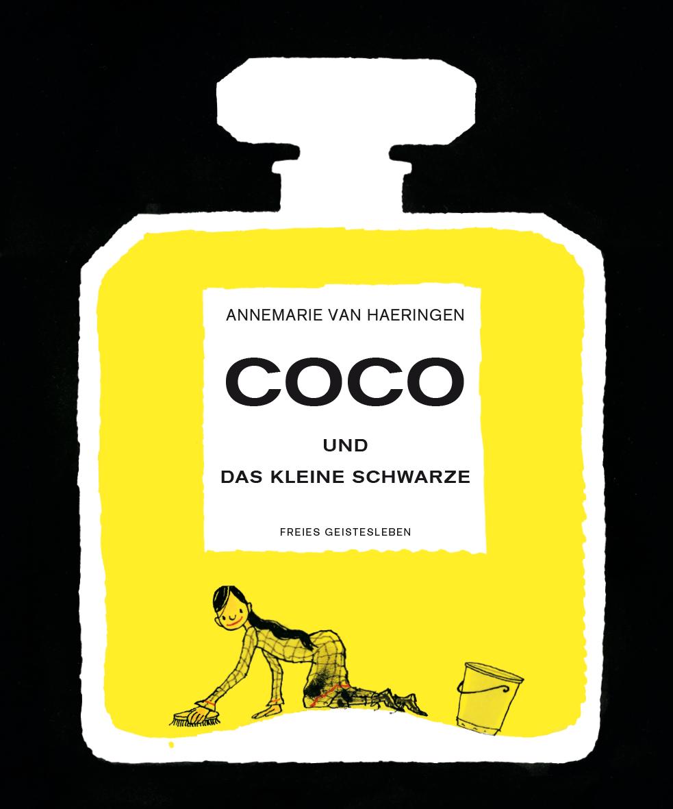 """Cover """"Coco und das kleine Schwarze"""""""