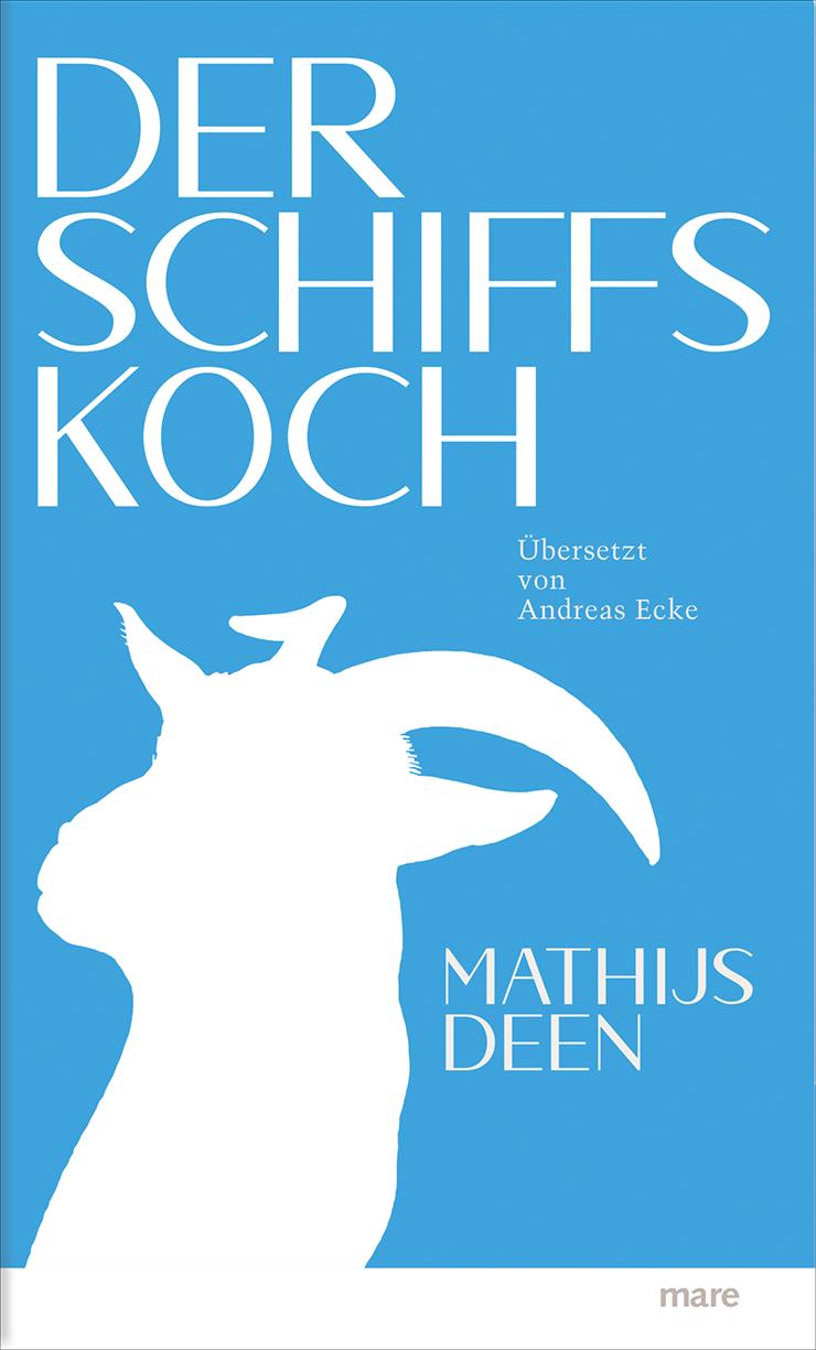 """Cover """"Der Schiffskoch"""""""